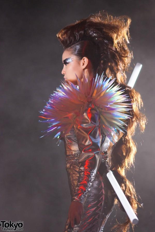 Japanese Hair Show Splash International 2012 032 600 900 Harajuku Art Get Into Fashion