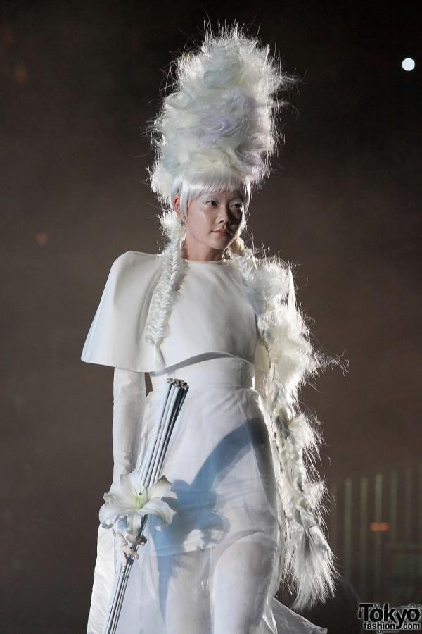 Japanese Hair Show Splash International 2012 081 600 900 Harajuku Art Get Into Fashion