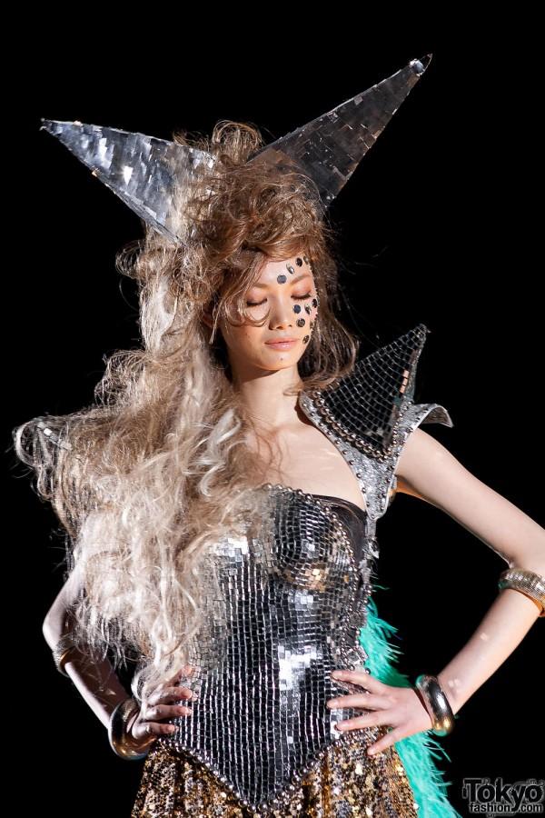 Japanese Hair Show Splash International 2012 107 600 900 Harajuku Art Get Into Fashion